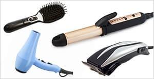 productos eléctricos de peluquería