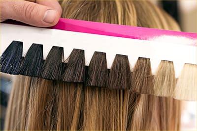 Tienda de tintes para el cabello