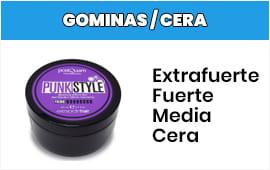 gominas / Cera