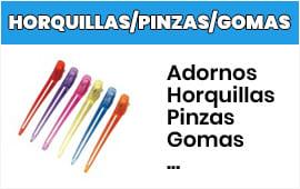 Horquillas / Pinzas / Gomas