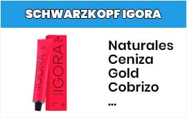 Tinte Schwarzkopf Igora