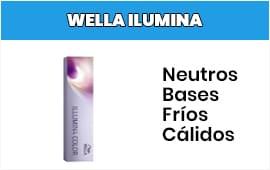 Tinte Wella Illumina